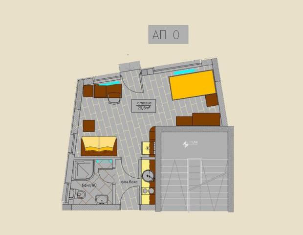 Аtelier 0 ground floor